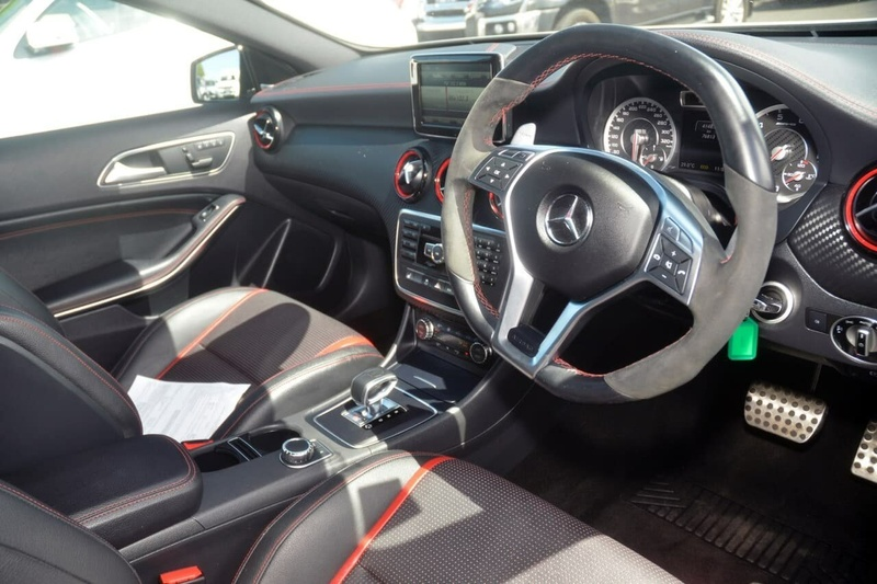 MERCEDES-BENZ A45 AMG W176 AMG Hatchback 5dr SPEEDSHIFT DCT 7sp 4MATIC 2.0T [Sep]