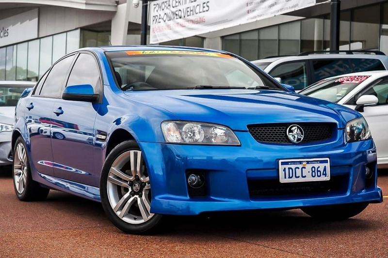 HOLDEN COMMODORE SV6 VE SV6 Sedan 4dr Man 6sp 3.6i [MY09]