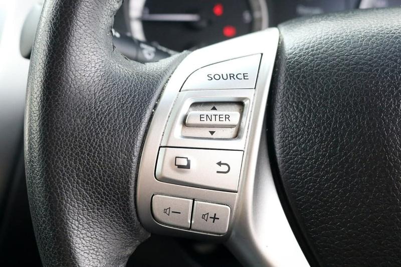 NISSAN NAVARA ST-X D23 Series 2 ST-X N-SPORT Black Edition Utility Dual Cab 4dr Spts Auto 7sp 4x4 2.3DTT