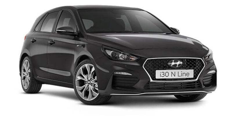 HYUNDAI I30 N Line PD.3 N Line Premium Hatchback 5dr D-CT 7sp 1.6T [MY19]