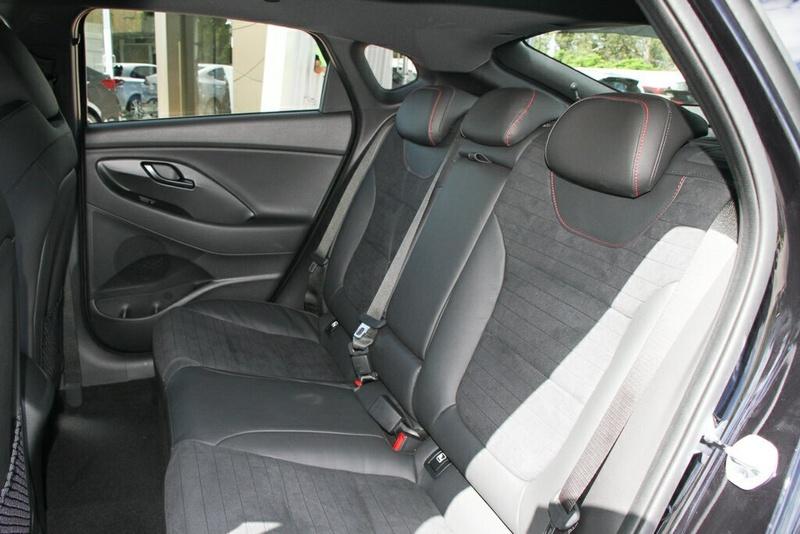 HYUNDAI I30 N PDe N Performance Hatchback 5dr Man 6sp 2.0T [MY18]