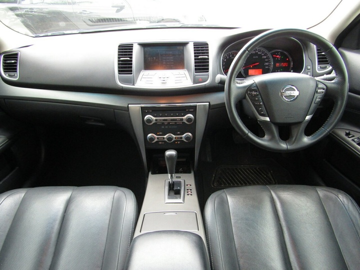 NISSAN MAXIMA 350 J32 350 Ti Sedan 4dr X-tronic 6sp 3.5i [Jun]