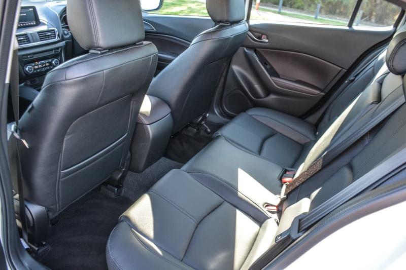 MAZDA 3 SP25 BN Series SP25 GT Sedan 4dr SKYACTIV-Drive 6sp 2.5i [Jan]