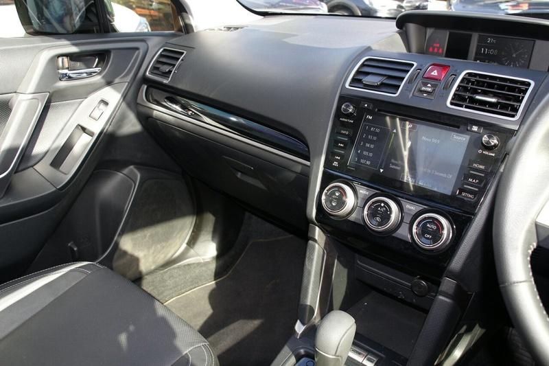 SUBARU FORESTER 2.5i-L S4 2.5i-L Luxury. Wagon 5dr CVT 6sp AWD [MY18]