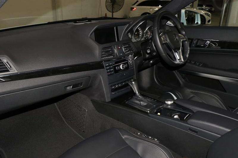 MERCEDES-BENZ E350 BlueEFFICIENCY C207 BlueEFFICIENCY Avantgarde Coupe 2dr 7G-TRONIC + 7sp 3.5i [MY12]