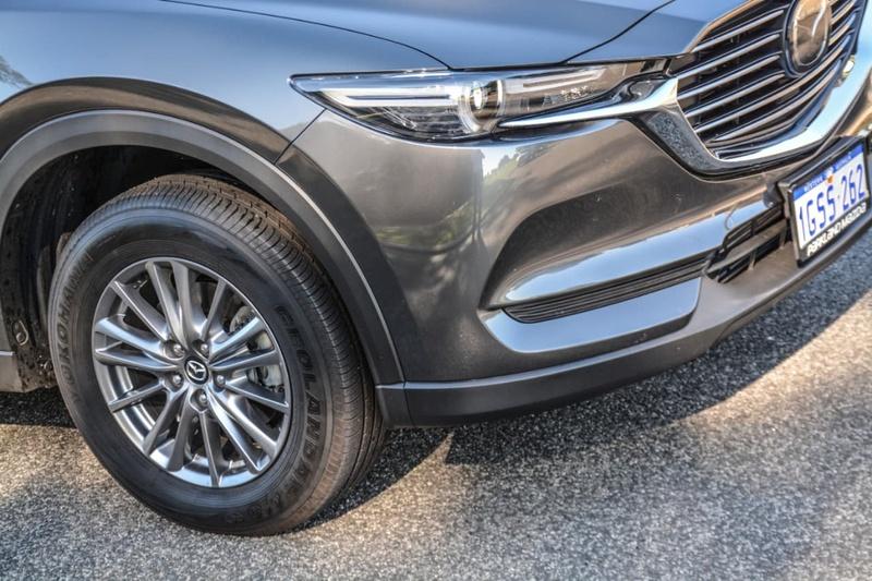 MAZDA CX-8 Sport KG Series Sport Wagon 7st 5dr SKYACTIV-Drive 6sp i-ACTIV AWD 2.2DTT (5yr warranty) [Aug]