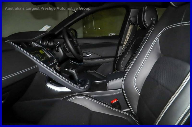 JAGUAR E-PACE D240 X540 D240 R-Dynamic SE Wagon 5dr Spts Auto 9sp AWD 2.0DTT [MY18]