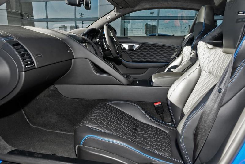 JAGUAR F-TYPE SVR X152 SVR Coupe 2dr Quickshift 8sp AWD 5.0SC [MY17]