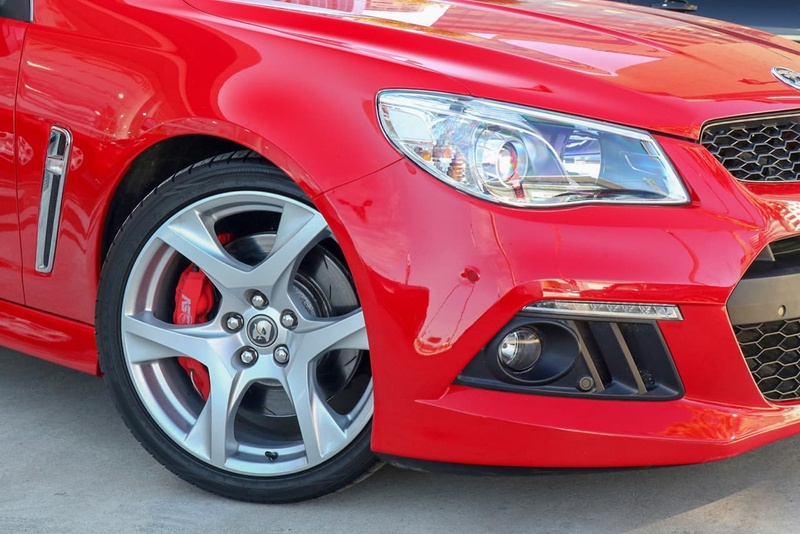 HOLDEN SPECIAL VEHICLES CLUBSPORT  GEN-F Sedan 4dr Spts Auto 6sp 6.2i [MY15]