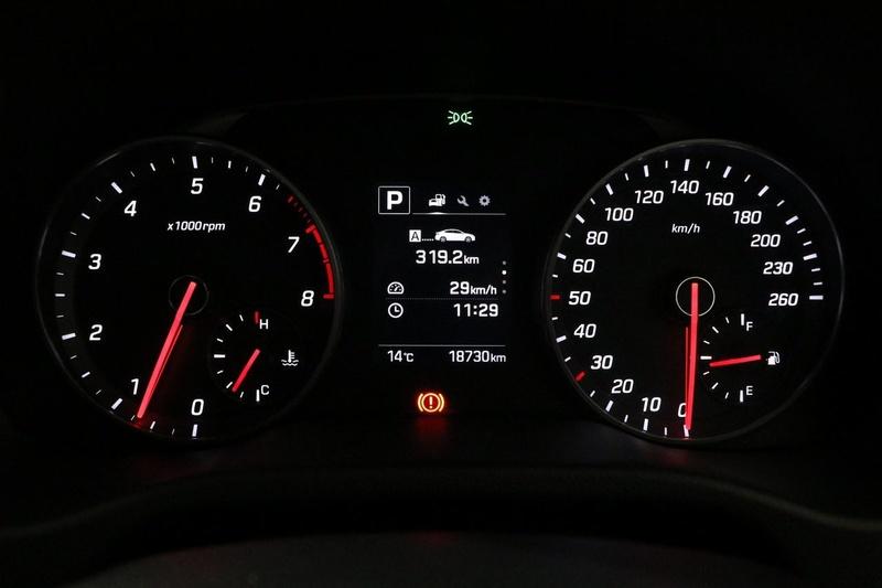 HYUNDAI ELANTRA SR AD SR Turbo Sedan 4dr DCT 7sp 1.6T [MY17]