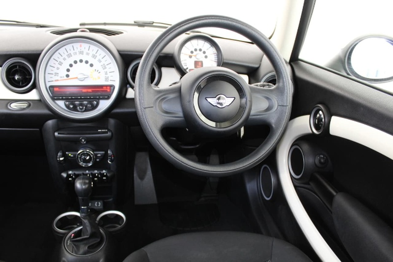 2013 Mini Coupe Cooper Sports Automatic