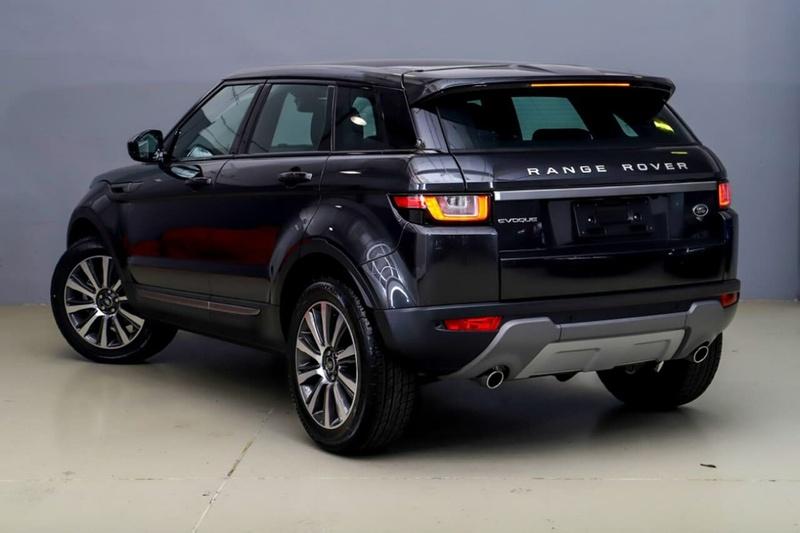 Range Rover Evoque >> 2018 Land Rover Range Rover Evoque Td4 110kw Se Sports Automatic