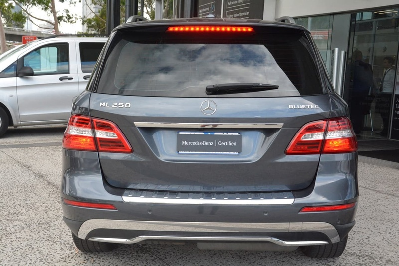 MERCEDES-BENZ ML250 BlueTEC W166 BlueTEC Wagon 5dr 7G-TRONIC + 7sp 4x4 2.1DT [Mar]