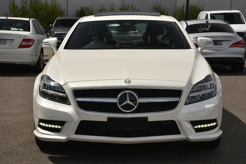 MERCEDES-BENZ CLS250 CDI  C218 Coupe 4dr 7G-TRONIC + 7sp 2.1DTT [Oct]