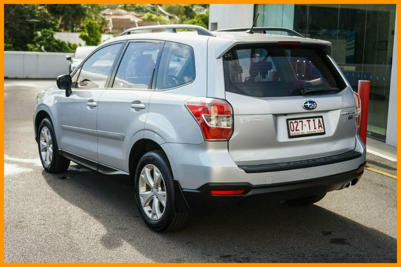 SUBARU FORESTER 2.0D S4 2.0D. Wagon 5dr Man 6sp AWD 2.0DT [MY13]