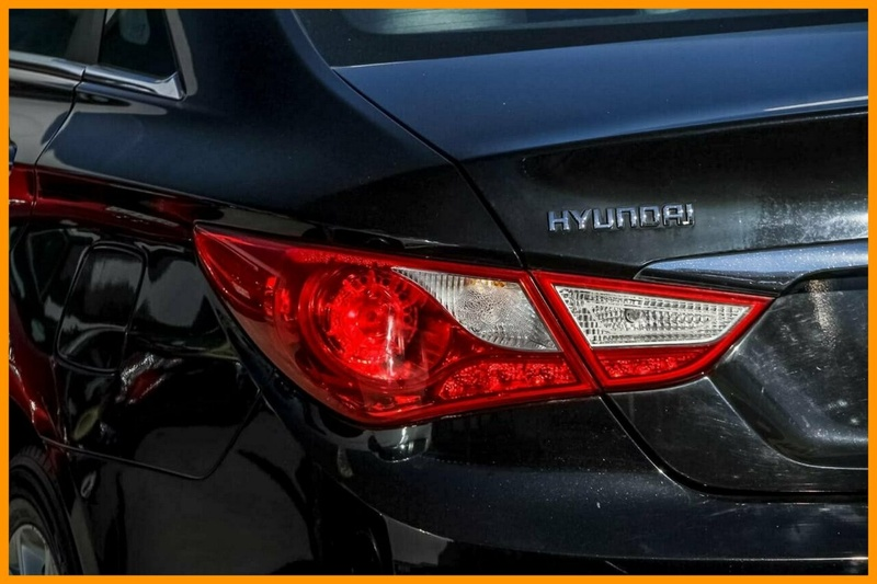 HYUNDAI I45 Active YF Active Sedan 4dr Spts Auto 6sp 2.4i [May]
