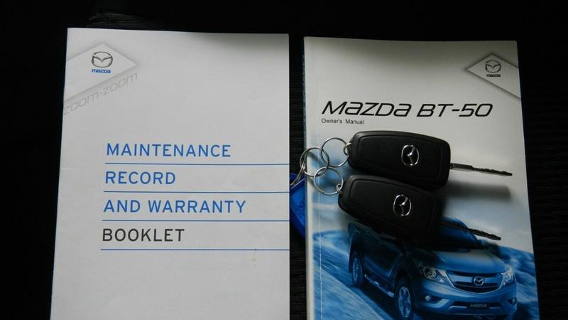 MAZDA BT-50 XTR UR XTR Utility Freestyle 4dr Spts Auto 6sp 4x4 3.2DT