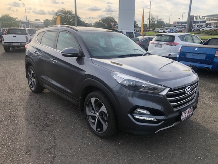 HYUNDAI TUCSON Highlander TLe Highlander Wagon 5dr D-CT 7sp AWD 1.6T [May]