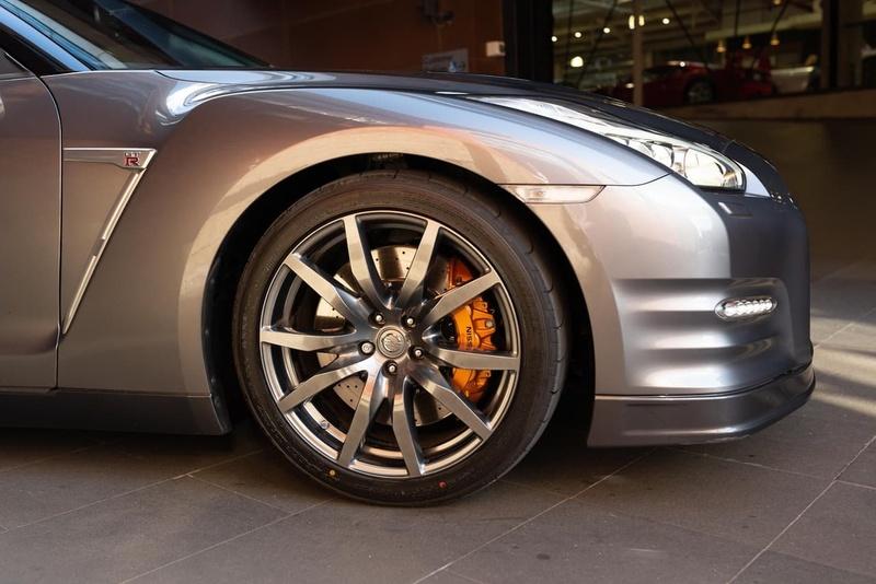NISSAN GT-R Premium R35 Premium Coupe 2dr DCT 6sp AWD 3.8TT [MY14]