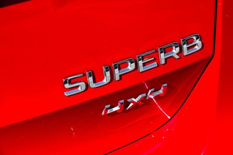 SKODA SUPERB 206TSI NP 206TSI SportLine Wagon 5dr DSG 6sp 4x4 2.0T [MY18.5]