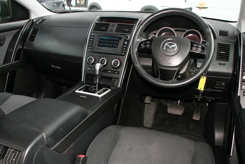 MAZDA CX-9 Classic TB Series 1 Classic Wagon 7st 5dr Spts Auto 6sp 4WD 3.7i [Dec]