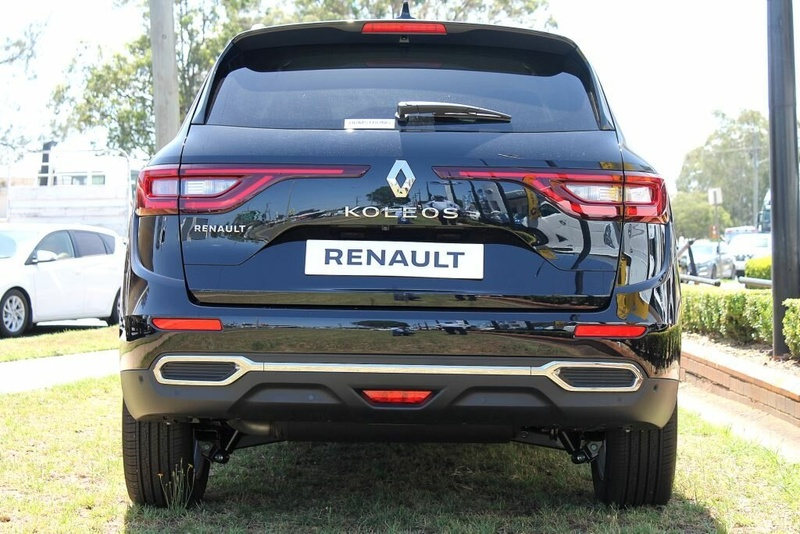 RENAULT KOLEOS Zen HZG Zen Wagon 5dr X-tronic 1sp 2.5i