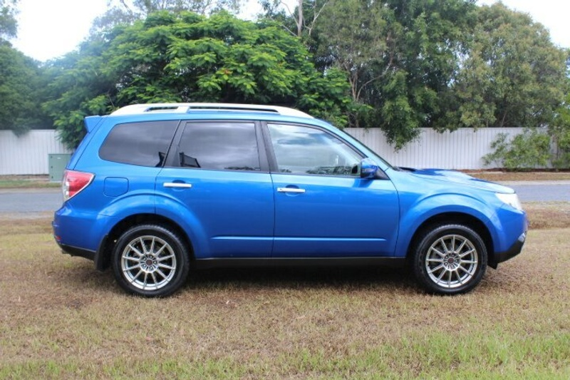 SUBARU FORESTER S-EDITION S3 S-EDITION. Wagon 5dr Spts Auto 5sp AWD 2.5T [MY12]