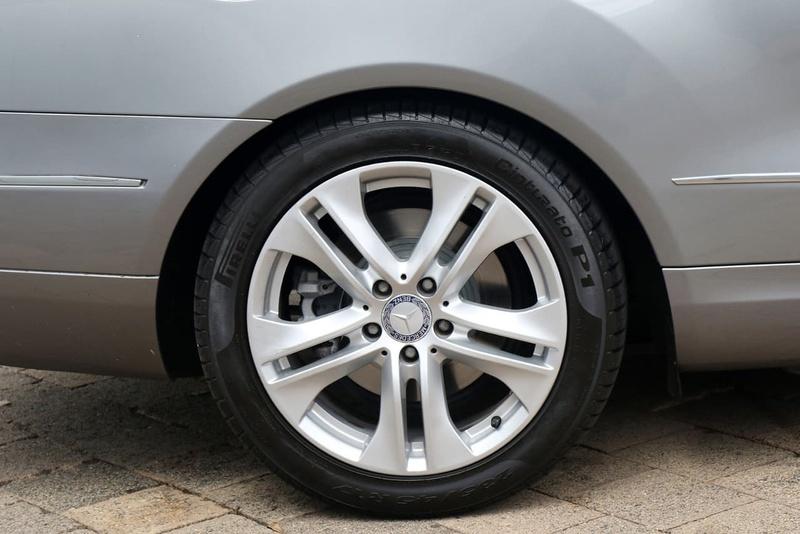 MERCEDES-BENZ E250 CDI BlueEFFICIENCY A207 BlueEFFICIENCY Avantgarde Cabriolet 2dr Spts Auto 5sp 2.1DT