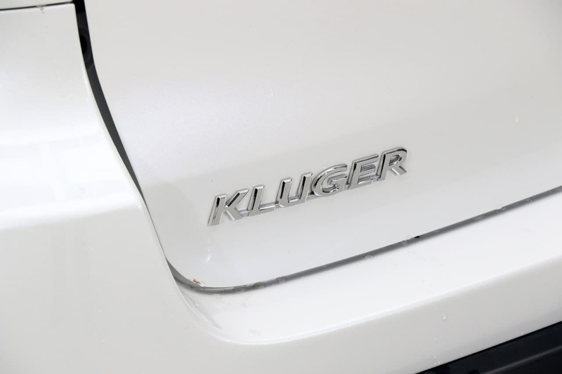 TOYOTA KLUGER GXL GSU50R GXL Wagon 7st 5dr Spts Auto 6sp 2WD 3.5i