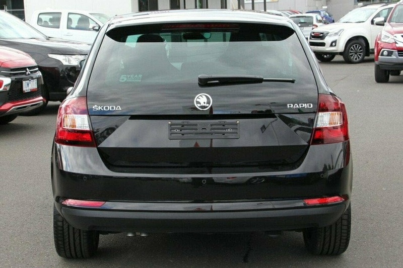 SKODA RAPID  NH Spaceback 5dr DSG 7sp 1.4T [MY18.5]