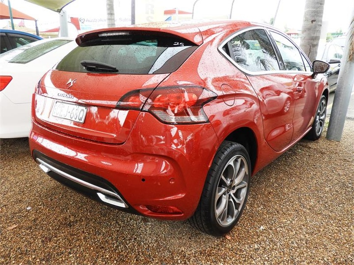 CITROEN DS4 DStyle F7 DStyle Hatchback 5dr EGS 6sp 1.6T [Dec]