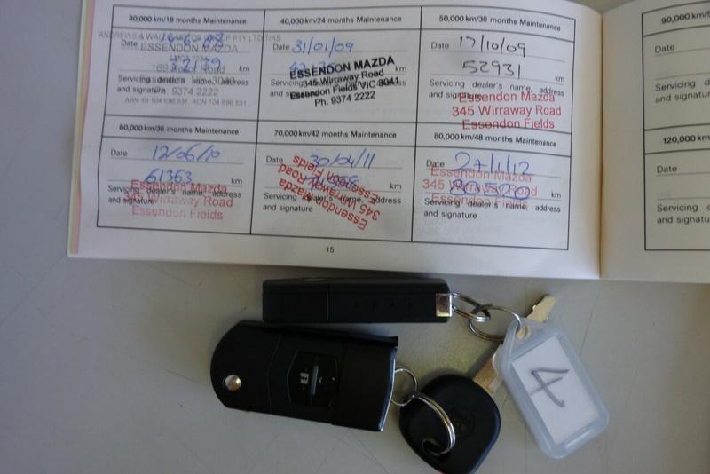 MAZDA 3 Neo BK Series 1 Neo Sedan 4dr Spts Auto 4sp 2.0i [Jan]