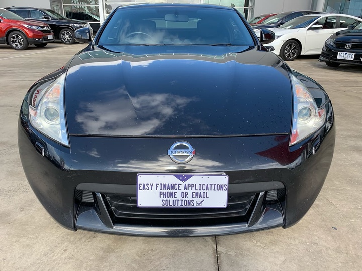 NISSAN 370Z  Z34 Coupe 2dr Man 6sp 3.7i [May]