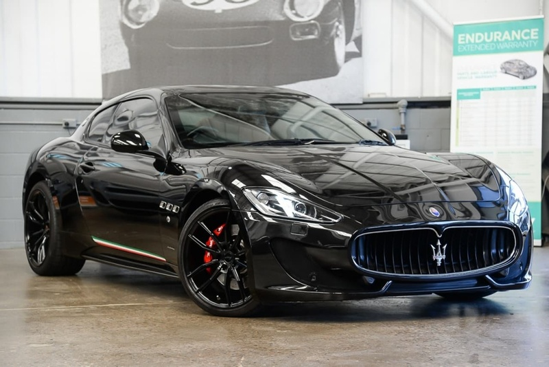 Maserati Granturismo Sport M145 Coupe 2dr Spts Auto 6sp 4 7i My13