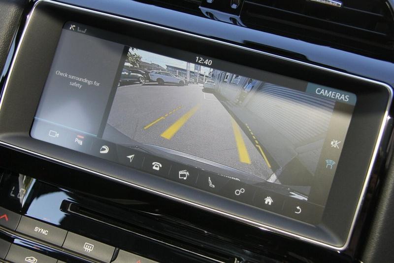JAGUAR F-PACE 20d X761 20d R-Sport Wagon 5dr Spts Auto 8sp AWD 2.0DT [MY19]
