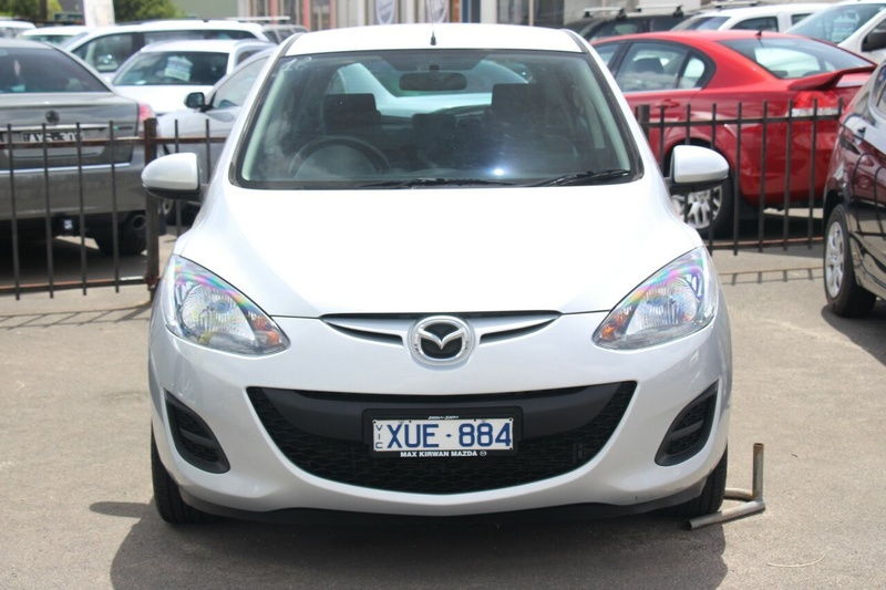 MAZDA 2 Neo DE Series 1 Neo Hatchback 5dr Man 5sp 1.5i
