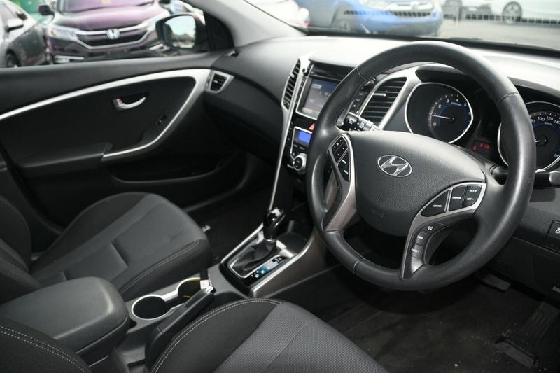 HYUNDAI I30 Elite GD Elite Hatchback 5dr Spts Auto 6sp 1.8i