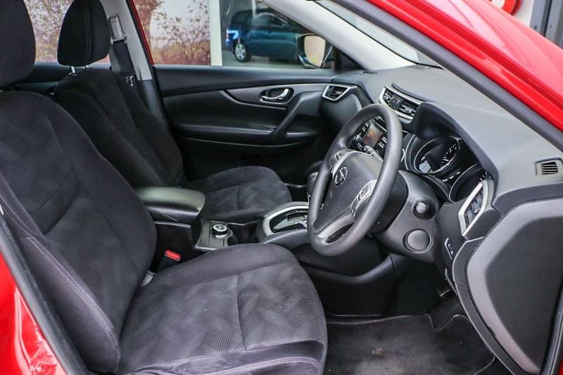 NISSAN X-TRAIL ST T32 ST Wagon 5dr X-tronic 7sp 4WD 2.5i [Mar]