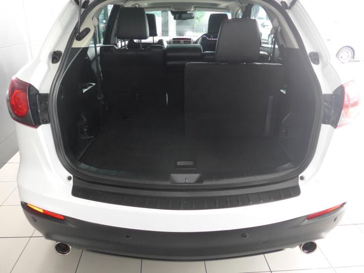 MAZDA CX-9 Grand Touring TB Series 4 Grand Touring Wagon 7st 5dr Spts Auto 6sp 4WD 3.7i [MY12]