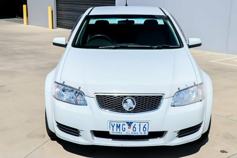 HOLDEN UTE Omega VE Series II Omega Utility Extended Cab 2dr Spts Auto 6sp 3.6Gi [MY12]