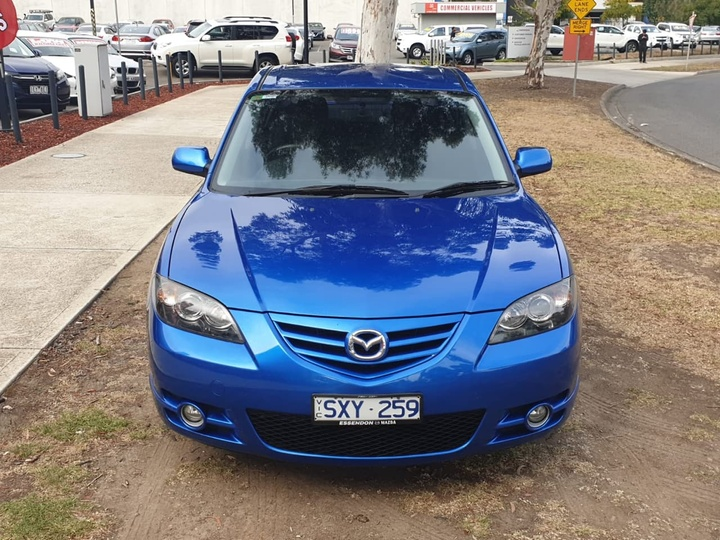 MAZDA 3 SP23 BK Series 1 SP23 Sedan 4dr Spts Auto 4sp 2.3i [Jan]