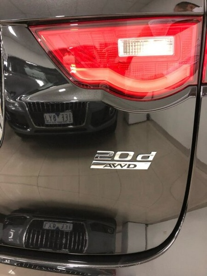 JAGUAR F-PACE 20d X761 20d R-Sport Wagon 5dr Spts Auto 8sp 2.0DT [MY18]