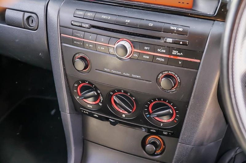 MAZDA 3 Maxx BK Series 1 Maxx Sport Hatchback 5dr Man 5sp 2.0i [Jan]