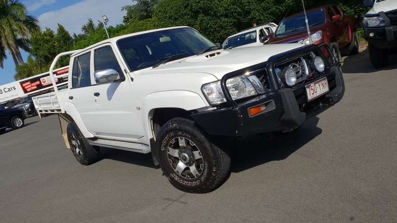 NISSAN PATROL DX GU IV DX Wagon 5dr Auto 4sp 4x4 3.0DT (+ABP) [MY06]