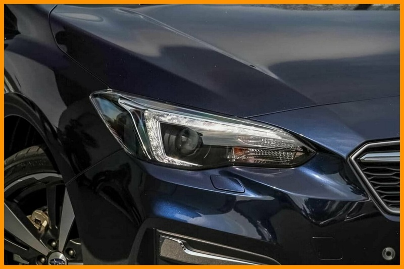 SUBARU IMPREZA 2.0i-S G5 2.0i-S. Sedan 4dr CVT 7sp AWD [MY18]