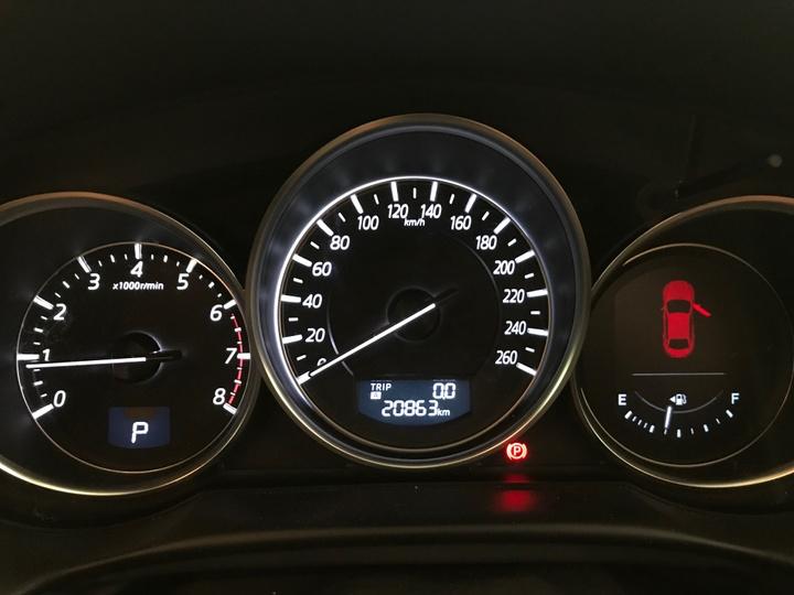 MAZDA CX-5 Maxx KE Series 2 Maxx Sport Wagon 5dr SKYACTIV-Drive 6sp i-ACTIV AWD 2.5i