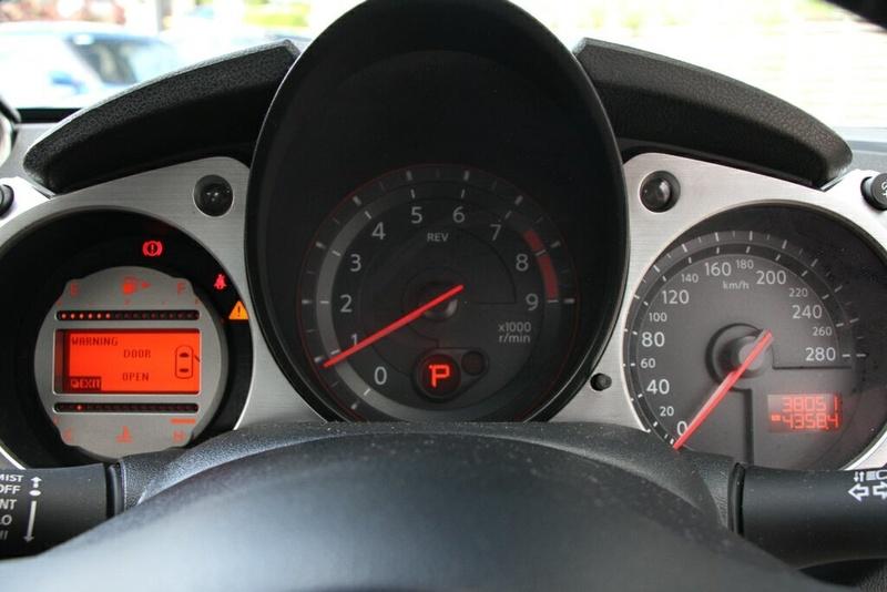 NISSAN 370Z  Z34 Coupe 2dr Spts Auto 7sp 3.7i [MY13]