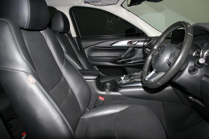 MAZDA CX-9 Touring TC Touring Wagon 7st 5dr SKYACTIV-Drive 6sp 2.5T [Jul]