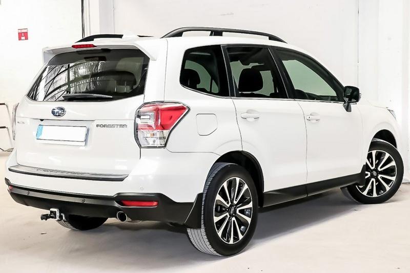 SUBARU FORESTER 2.5i-L S4 2.5i-L. Wagon 5dr CVT 6sp AWD [MY16]