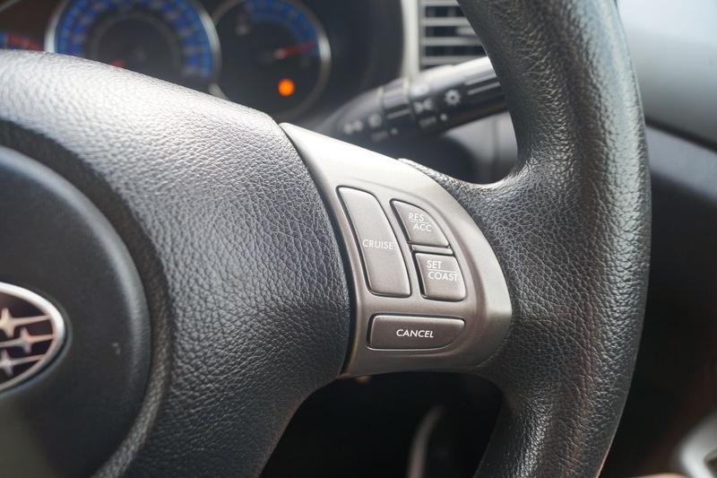 SUBARU FORESTER XS 79V XS. Wagon 5dr Auto 4sp AWD 2.5i [MY08]